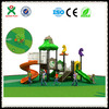 2014 Hot sale! outdoor park equipment/playground slide outdoor/playground fun/playgrounds for children QX-011B