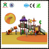 2014 Hot sale! outdoor park equipment/playground slide outdoor/adventure playgrounds/playgrounds for children QX-011A
