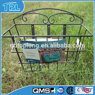 """Metal Hose Basket -- 100ft 5""""/8 hose"""
