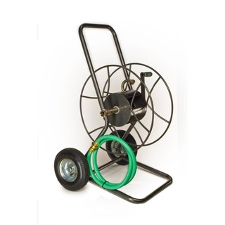 2014 newest high quality cheaper Toplong 2 Wheeled Garden Hose Truck with 175 Feet Hose Capacity