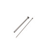 D-shape ejector pins ejector punches Misumi standard ejector pins processing