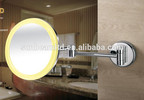 Led Light Wall Mount Magnifying Mirror
