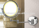 Led Light Wall Mount Magnifying Decorative Mirror
