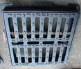Ductile Iron Gully Grates D400