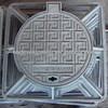Algeria Manhole Cover 500x500x50 C250