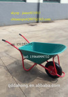 "Poly Wheel Barrow for Garden use ,for Construction use,for Home use with 14"" Pneumatic Wheel"