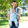 Hot summer style cooler baby swaddle carrier soft baby wrap