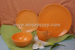 wholesale latest porcelain dinner set with ceramic dinner plate, side plate, ceramic cup and bowl;wholesale dinnerware sets