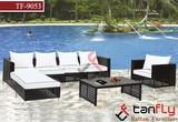 TF-9053 rattan patio furniture set