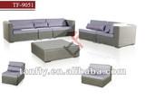 TF-9051 wicker rattan living room sofa furniture