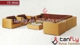 TF-9044 living room sofa rattan patio furniture set/patio furniture