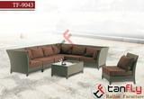 TF-9043 rattan patio furniture set
