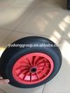 pu wheel 3.50-8,flat free tyre 3.50-8