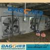 Bangchi High quality centrifugal shutter type exhaust fan