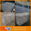 welded mesh galvanized wire mesh welded gabion / gabion box mesh/Stone cage