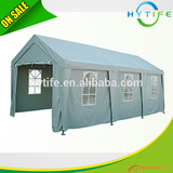 3X6m POLYESTER CARPORT WITH POLYESTER WALL