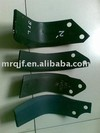 IS9001 power tiller blade big and Rotary tiller blade