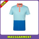 Dry Fit Polo Shirt, short Sleeve Polo Shirt Wholesale , Color Combination Polo Shirt cheap price wholesale