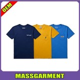 2015 Custom Men Plain T Shirt Printing