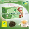 body slim detox green slim slimming flavored tea