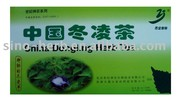 Chinese Herbal Tea Works effective for Cleaning throat Dongling herb teabag
