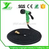 NEW IMPROVEcanvas hose pipe garden water hose