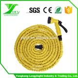 flexible garden hose ,telescopic garden hose with ,male-female Connect Garden Hose Connector