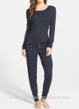Wholesale 2015 Popular Woman Jersey Pajamas Sleepwear