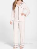 Wholesale 2015 Hot Sale Popular Woman Classical Pajamas Sleepwear