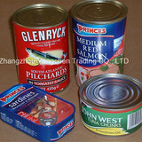 OEM Hot Sales Canned Sardine in tomato sauce