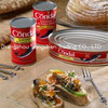 Canned sardine in vegetable oil for cooking