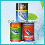 Bulk canned food canned mackerel in tomato sauce