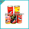 Ingredient canned mackerel in tomato sauce