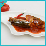 Hot selling canned fish products canned mackerel