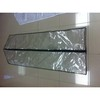 PVC garment bags with handle and zipper