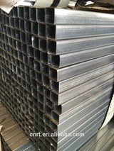 SS400/Q192/235/345/Hollow section steel square pipes in Tianjin