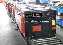 Hotsales 5kw Diesel Genset sound-proof Manufacturer