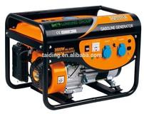 Best Seller Gasoline Generator Manufacturer 1-10kw