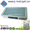 Programmable led aquarium light 55x3w with remote control intelligent led lighting for fresh and marine water tank
