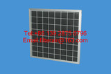 activated carbon air filter Aluminum Frame