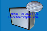 cheap hepa air filters for pharmaceuticals h13