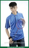 Newest style dry fit golf shirts wholesale 2014