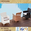 rattan chair wicker patio chair outdoor(TC014)