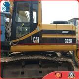 CAT (325B) USED Hydraulic Crawler Excavator for Construction