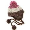 Pom Pom Hats Knitted for kids