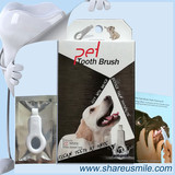 Pet Toothbrushes Set for Dental Care, Dog teeth cleaning kit
