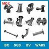 ISO2531 EN545 EN598 ductile iron pipe fitting