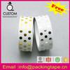 Multifunctional gold print masking tape