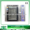 5 trays electric hot air convection oven