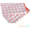 Microfiber Plaid Cloth